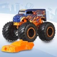 Машинка <b>Hot Wheels</b> Monster Trucks, 1:64 купить по цене 599 ...