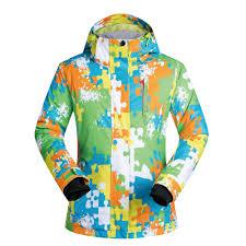 <b>Women Ski Jacket</b> Brands Outdoor Skiwear Windproof Waterproof ...