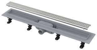 Лоток <b>AlcaPLAST Simple</b> APZ9-<b>650M</b> — купить по выгодной цене ...