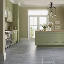 Gray Tile Kitchen Floor Using Floor Tile For Kitchen Backsplash Two Metal Kitchen Chairs