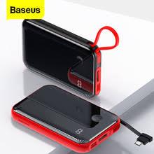 <b>Портативное зарядное устройство Baseus</b> 10000 мАч, мини ...