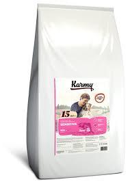 <b>Корм</b> для собак <b>Karmy</b> для здоровья кожи и шерсти, лосось 15 кг ...