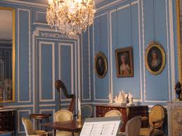 a tour of museums musee carnavalet a photo essay jenmonje the blue salon of louis xiv one of the period rooms re created to showcase the historical development of parisian interior design