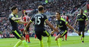 Manchester United target Arsenal midfielder Alex Oxlade ...
