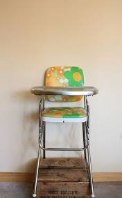 green wooden small kitchen chair