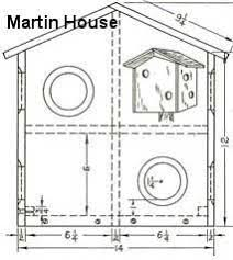 Free Printable Squirrel House Plans   Free Online Image House Plans    Purple Martin Bird House Plans Free on   printable squirrel house plans