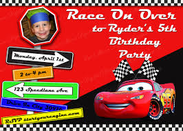 disney cars birthday invitations templates classic cars birthday invitations