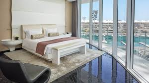 photo and video gallery yas viceroy abu dhabi deluxe room exceptional views of yas island