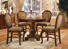 cherry counter height piece: jofran taylor brown cherry piece counter height dining set item number