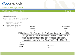 How To Cite A Online Reference In Apa Format   Cover Letter Templates