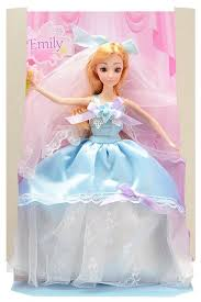 Купить <b>Кукла QIAN JIA TOYS</b> Подготовка к свадьбе, 28.5 см ...