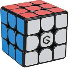 Игрушка кубик Рубика <b>Xiaomi Giiker Design</b> Off Magnetic Cube M3 ...