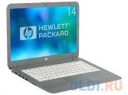 <b>Ноутбук HP Stream 14-ax018ur</b> (2EQ35EA) — купить по лучшей ...