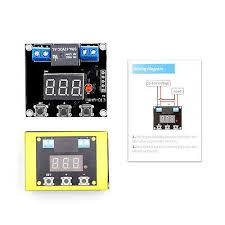 <b>VHM</b>-<b>013</b> Timer Module Countdown Switch Board <b>0-999 Minutes</b> ...