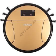 Пылесосы - компактный <b>Робот Пылесос Panda i7</b> Gold, компания ...