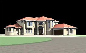 Large images for House Plan        D Image