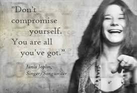 Janis Joplin quote   My fav ladies in life   Pinterest   Janis ... via Relatably.com