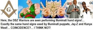 todo es illuminati no lo ves