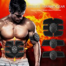Ultimate <b>ABS</b> Stimulator, <b>Abdominal Muscle Trainer</b> Smart Body ...