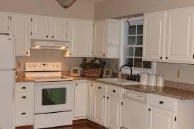 Painted Glazed Kitchen Cabinets Kitchen Cabinets Smart Painting Kitchen Cabinets White Color