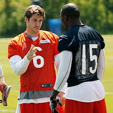 Get used to hearing Cutler to Marshall again!