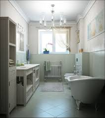 ideas small bathrooms shower sweet: captivating contemporary small bathroom  luxurious small bathrooms decoration exposed classic footed bathtub and wooden vanity with storage also charming laminate tile flooring embellished beauty chandelier inspiration nice small bathrooms b x
