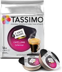 Купить <b>Кофе капсульный TASSIMO</b> CARTE NOIRE Cafe Long ...