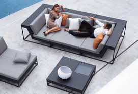 dedons zofa living room and patio furniture all in one cheap modern outdoor furniture