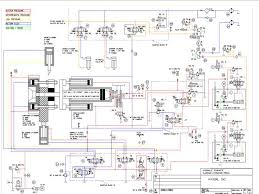 how to read a hydraulic circuit diagram   glossary of iso    course extrusion press hydraulics  course extrusion press hydraulics schematic