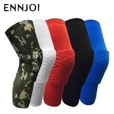 ENNJOI <b>1pc Knee</b> brace Honeycomb basketball volleyball Leg ...