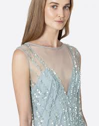 <b>Tulle</b> dress with sequins - Dresses - <b>Spring Summer</b> 2020 - Online ...