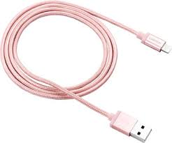 <b>Кабель Canyon Charge &</b> Sync MFI braided cable with metalic shell ...