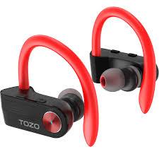 TOZO <b>T5</b> TWS <b>Bluetooth</b> Headphones True <b>Wireless</b> Stereo Sport ...