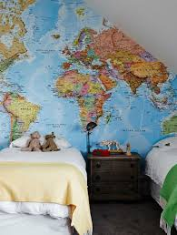 cheap kids bedroom ideas:  map it out cheap kids bedroom ideas  map it out