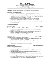 10 office clerk resume sample job and resume template sample general office clerk resume clerical assistant resume