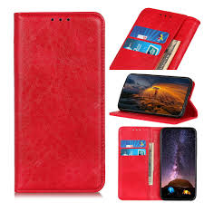 <b>PU Leather Wallet Case</b> Protection Card Slots Flip Cover for Huawei ...
