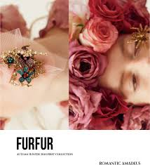 furfur <b>autumn winter 2018</b> first collection romantic amadeus