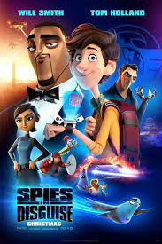 Spies in Disguise - West Wind Drive-In
