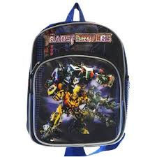 Mini Backpack - <b>Transformers</b> - Movie, Team New <b>School Bag</b> Book ...