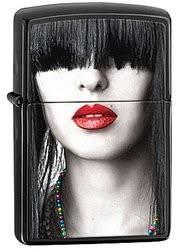 <b>Зажигалка ZIPPO Red Lips</b> 28536 купить всего за 2 600 руб. в ...