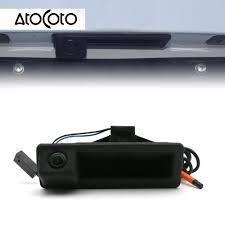 Car <b>Trunk Handle Rear View</b> HD 4 Pin Camera for BMW E60 E61 ...
