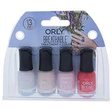 Buy <b>Orly Breathable Treatment Plus</b> 061017X Color 4 Piece Mini Kit ...