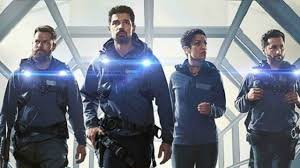 <b>The Expanse's</b> Cas Anvar Won't Be in Season 6 | Den of Geek