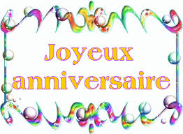 Image result for Bon anniversaire
