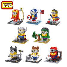 loz despicable me minions cosplay batman v superman captain america hulk iron man thor loki action batman superman iron man