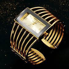 Buy Ayiqi Womens <b>Watch Luxury Fashion Rose</b> Gold Bangle ...