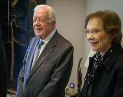 jimmy carter academy of achievement 13 2016 president jimmy carter accepts the lbj liberty justice for all
