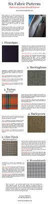 Six Fabric Patterns That Every Man Should Know   A Good Man   Personal Styling and