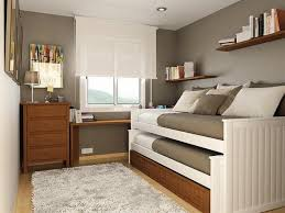 marvelous grey bedroom colors: awesome grey white wood glass unique design small bedroom bunk bed