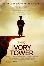 ivory tower film review degree of dom ivory tower movie poster